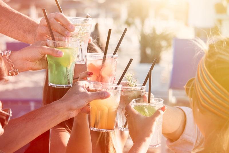 Cocktailkurs-Essen
